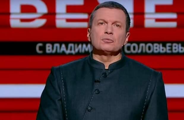 Садальский вспомнил, как телеведущий Соловьев не хотел присоединять Крым к России