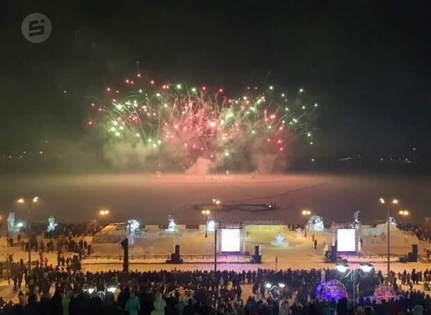 В Ижевске пройдёт фестиваль фейерверков «Вальс цветов»
