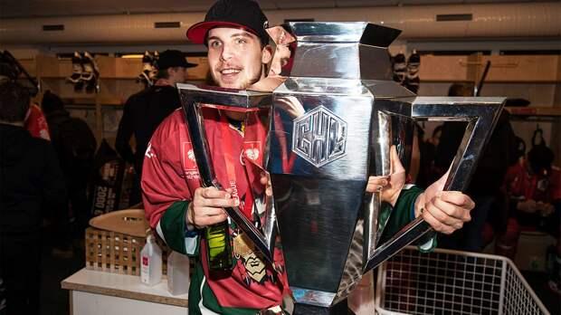 Из-за коронавируса отменили сезон в хоккейной Лиге чемпионов. Это повод отказаться от бессмысленного турнира