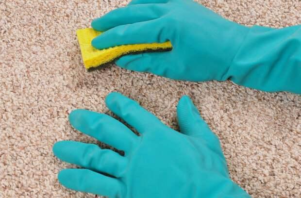 Как почистить ковер: эффективное применение подручных средств (15 фото)