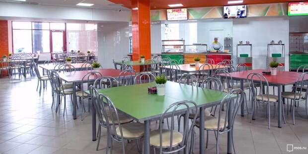 В Марьиной роще проведут дегустацию блюд из школьной столовой