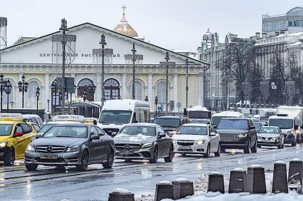 МВД запустило единую систему розыска угнанных машин в Центральной России