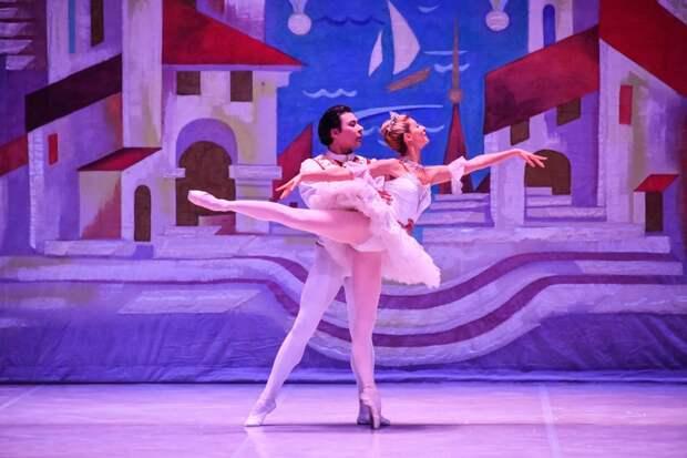 В центре «Современник» бесплатно покажут балет
