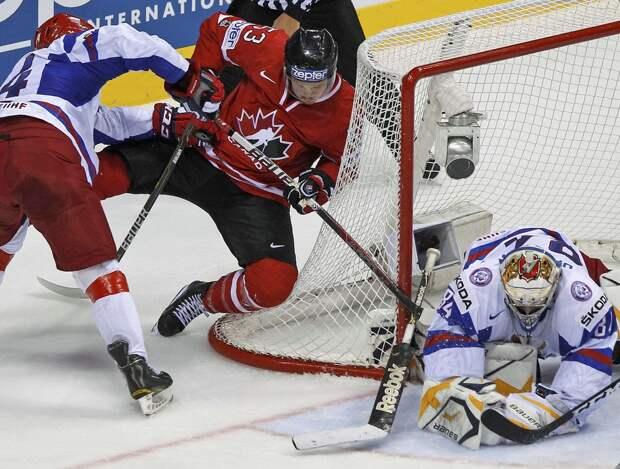 Статистика утверждает: победитель четвертьфинала Россия – Канада остается без медалей. Пора преодолеть проклятье