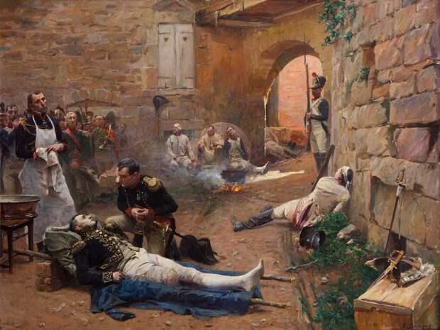 Медицинская служба Великой армии Наполеона