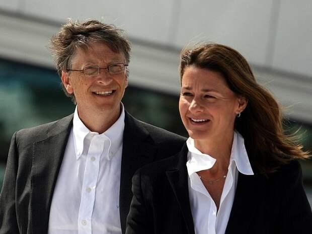Билл и Мелинда Гейтс решили развестись после почти 30 лет брака
