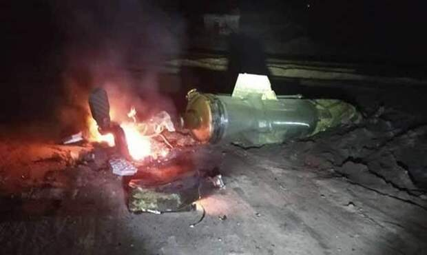 Ракетные комплексы «Точка» бьют в Сирии по нефтевозам