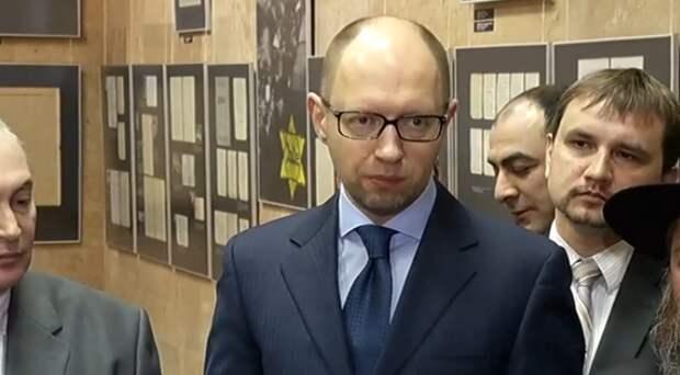 Арсений Яценюк рассказал, как бойцы из Житомира и Львова освободили собратьев-евреев из Освенцима