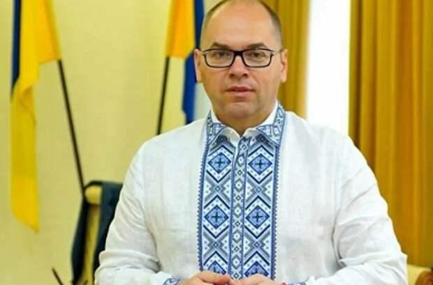 Министр здравоохранения Украины Степанов отказывается верить в связь между AstraZeneca и смертями