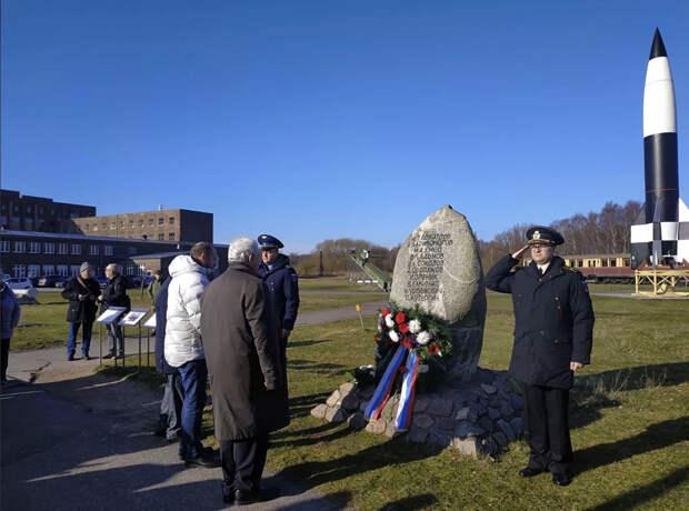 В Германии отметили годовщину побега группы Девятаева из концлагеря