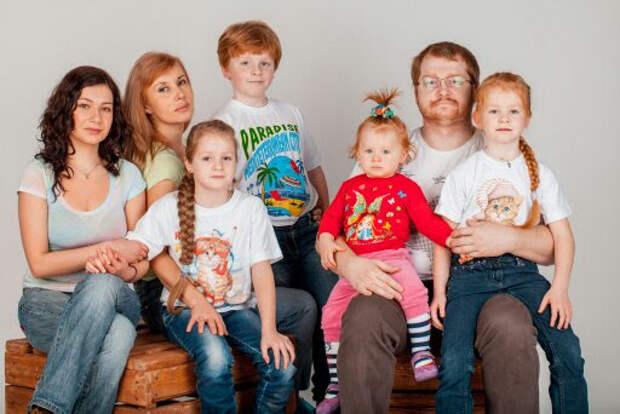 Многодетные жители Северного поборются за звание семьи года Фото предоставлено ЦСПСиД «Диалог»