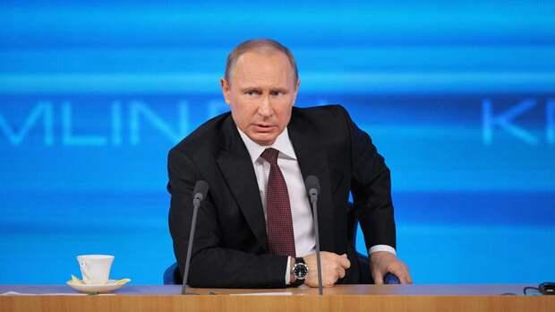 Путин огласит ежегодное послание Федеральному собранию 21 апреля