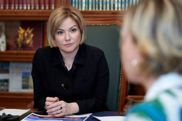 Любимова: Фонды музеев увеличены на1млн экспонатов за2020 год