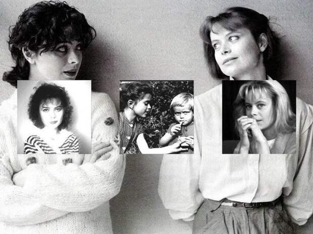 Как менялась сказочная чешская девушка из советского детства с течением времени.