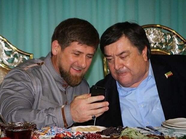 «Будешь сейчас завещание писать»: Кадыров пообещал уничтожить комментатора в Instagram, обозвавшего его «шайтаном»