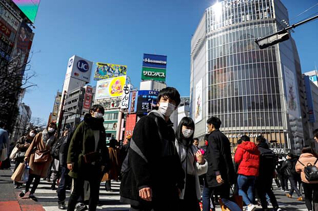 В Японии объявили чрезвычайное положение из-за коронавируса