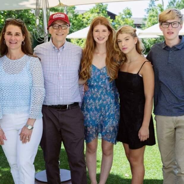 Вот почему Билл Гейтс не хочет, чтобы его трое детей унаследовали миллиардное семейное состояние