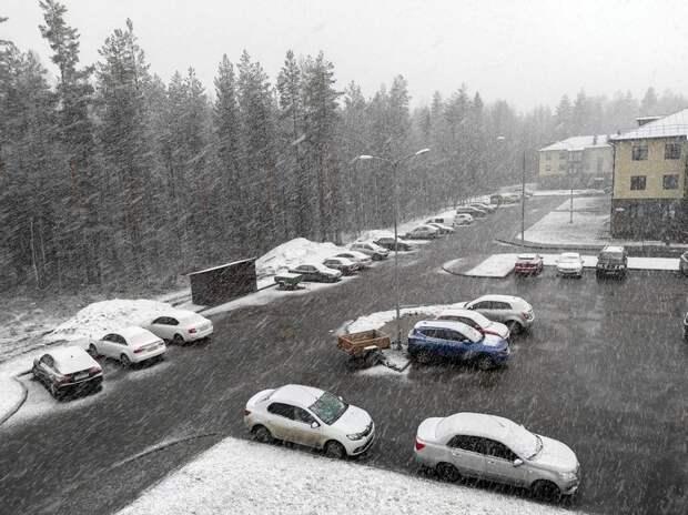 МЧС Карелии предупреждает о резком ухудшении погоды