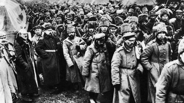 Неизвестные трагедии Первой мировой. Пленные. Дезертиры. Беженцы