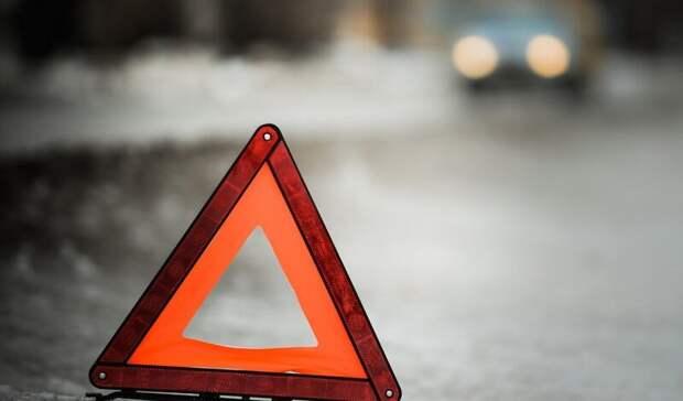 Под Волгоградом юный водитель сбил школьника и уехал