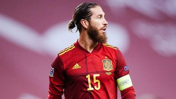 Рамос отреагировал на непопадание в заявку сборной Испании на Евро-2020