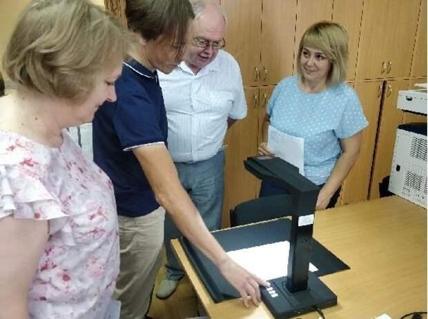 Проверять подписные листы кандидатов в Удмуртии будет умный сканер