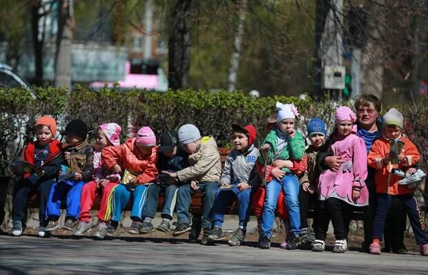 Очередь в детский сад в Москве: как встать с пропиской в Москве и без