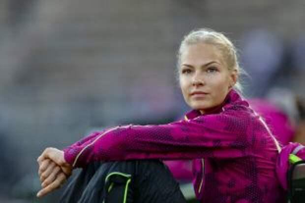 Клишина получила травму и не смогла выйти в финал на Олимпиаде в Токио