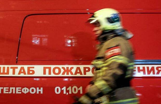 ВНовой Москве при пожаре погибли двое детей