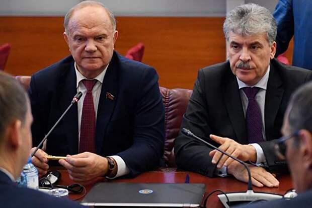 Эпопея с отказом ЦИК передать мандат депутата Грудинину, получила продолжение в Тверском суде