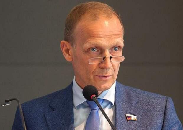 Владимир Драчев оставил пост руководителя СБР