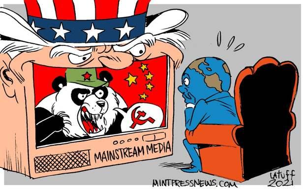 «Права человека» на службе империализма