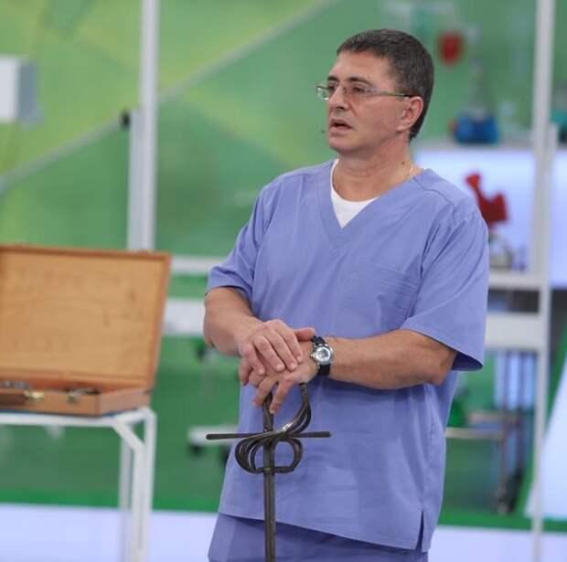 Доктор Мясников заявил оначале третьей волны коронавируса вРоссии