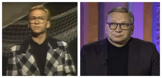 Звёзды телевидения 90-х тогда и сейчас