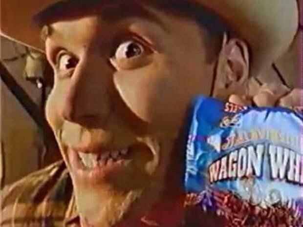 Рекламные знаменитостии из 90-х тогда и сейчас