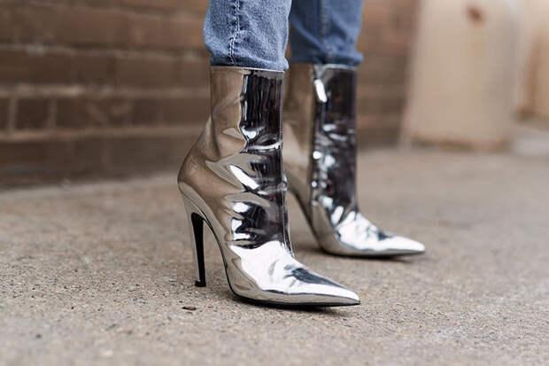 Без сизых лодыжек: чем заполнить пустоту между обувью и брюками
