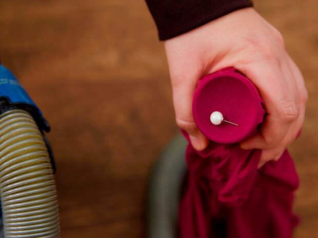 Пылесос в качестве освежителя воздуха и другие необычные способы его применения