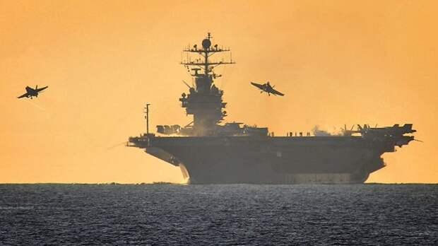 «Больше не потянем»: что США решили сделать со своими авианосцами