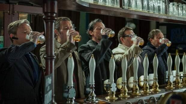 Прием алкоголя немедленно спровоцировал «мерцательную аритмию»