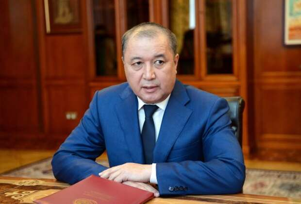 Экс-глава финпола Киргизии признан виновным вкоррупции