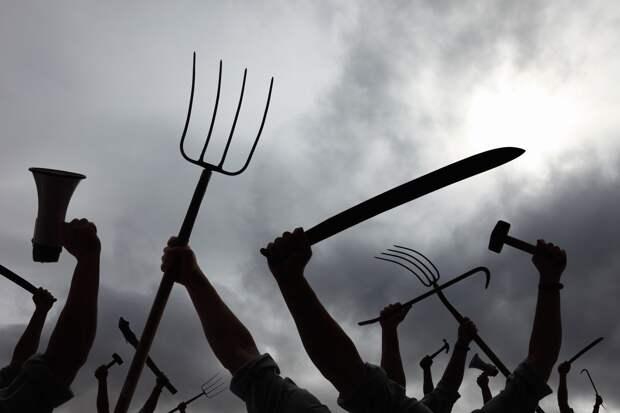 Юго-Восток Украины на пороге бунта – эксперт