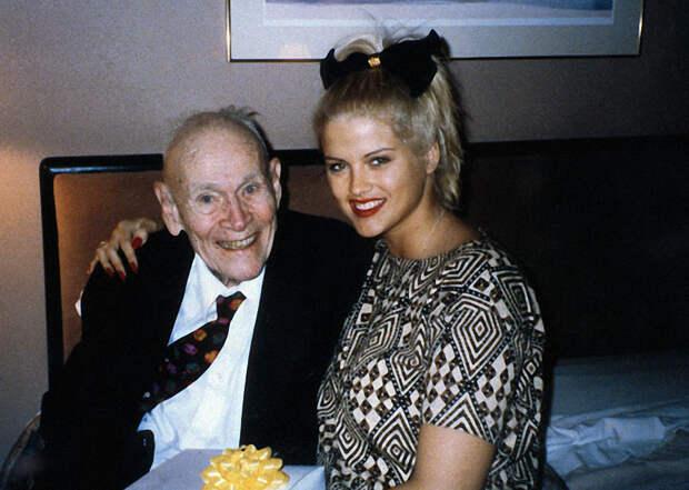 Анна Николь Смит: жизнь и опера секс-символа 90-х