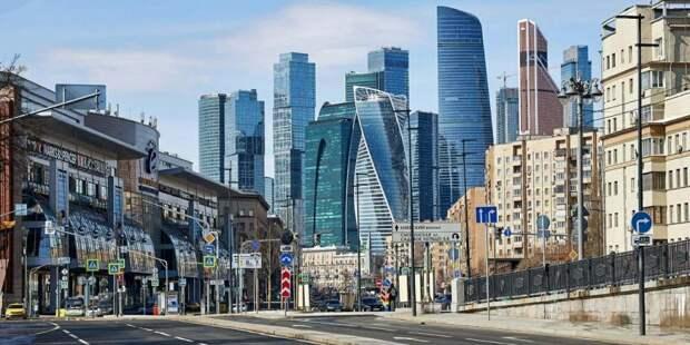 Заммэра: Бюджет Москвы сохранит свою социальную ориентированность. Фото: mos.ru