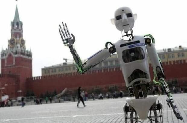 Кто выдумал миф о том, что Россия отстает от Запада в технологическом отношении?