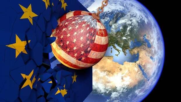 Американский хозяин вытворяет со старушкой Европой что хочет. Анатолий Вассерман