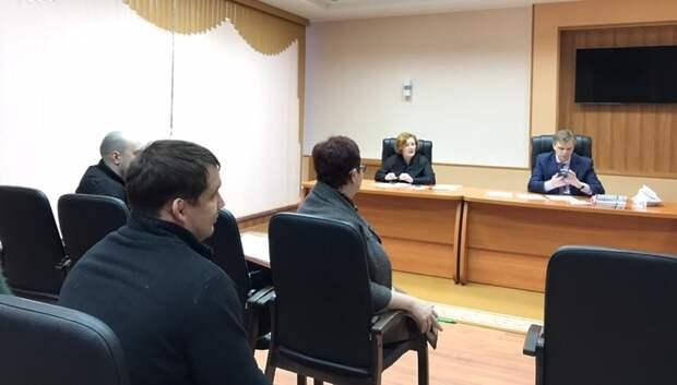 Общественники Подольска планируют проводить мониторинг вывоза мусора в округе