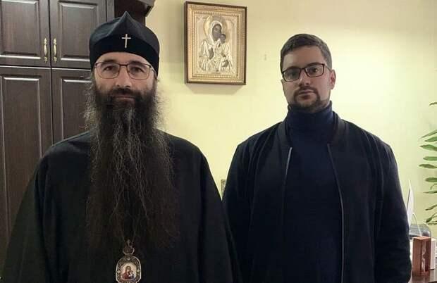Митрополит Винницкий и Барский Варсонофий дал интервью пресс-службе Сербской Православной Церкви