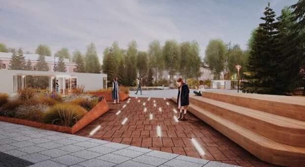Сердце города подсветят лучом коногонки: в Нелидово преобразятся сразу три общественных пространства