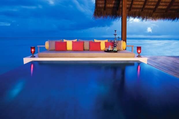 Бассейн  One & Only Reethi Rah, Мальдивы
