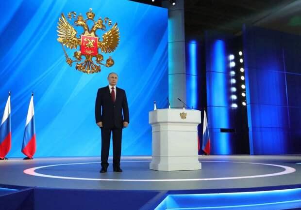 """Путин обратился к Западу в послании: """"Пожалеете так, как давно ни о чем не жалели"""""""